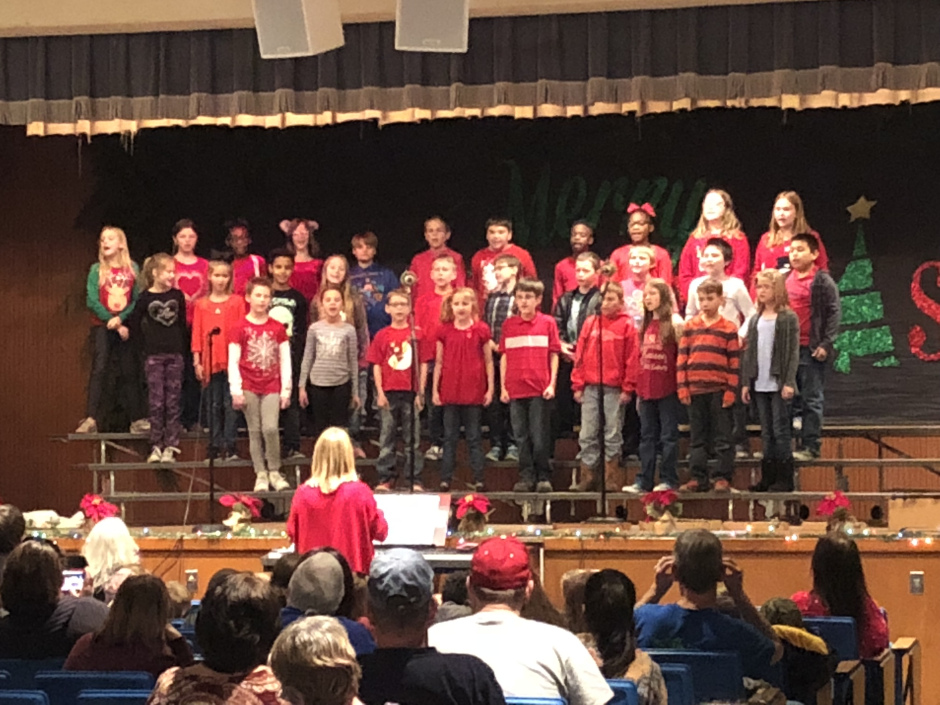 NES Students Sing