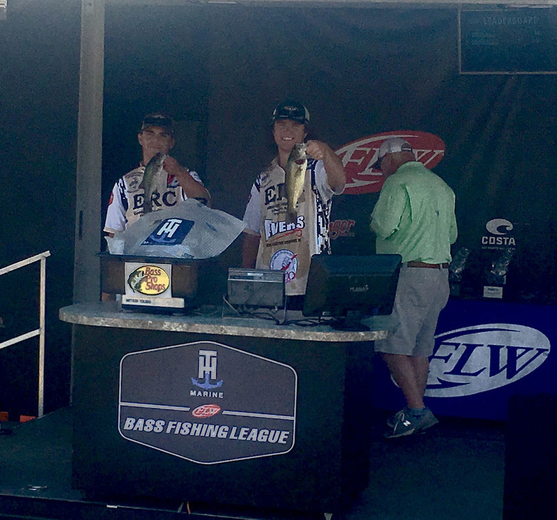 SHS Bass Fishing Team Wins!!