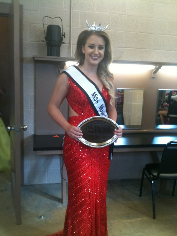 SHS Student Named Miss Musicfest