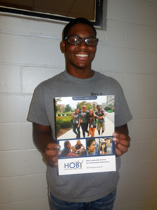 SHS Student Selected to Attend Hugh O'Brien Youth Leadership Conference