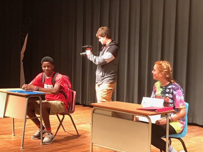 "ELA Drama Class Presents ""Every Student"""
