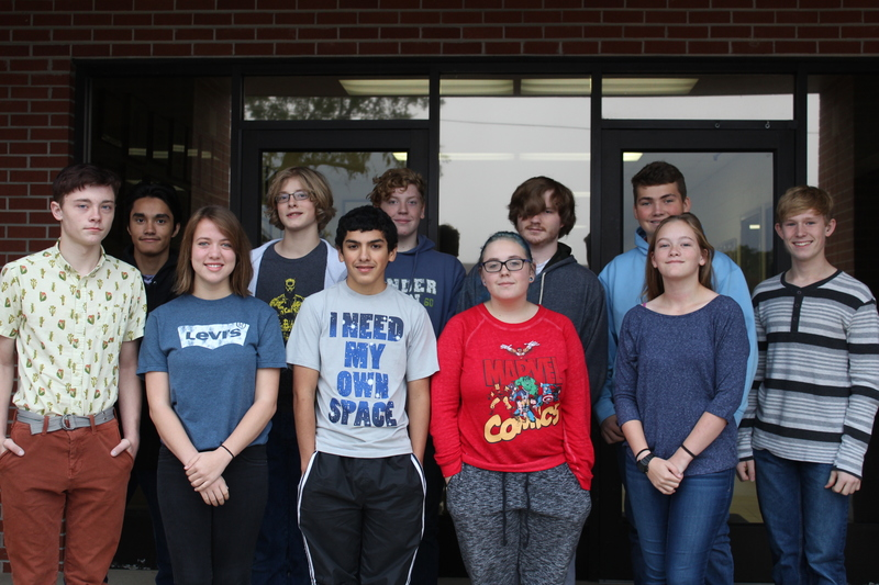 SHS Students Qualify for All-Region Choir