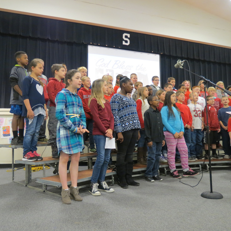 SES Students Sing