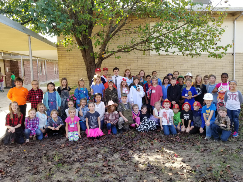 NES Students Celebrate American Education Week