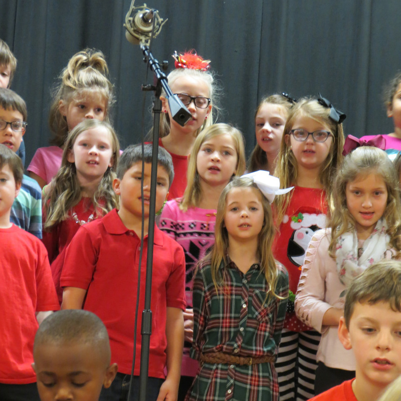 Singing Christmas Carols