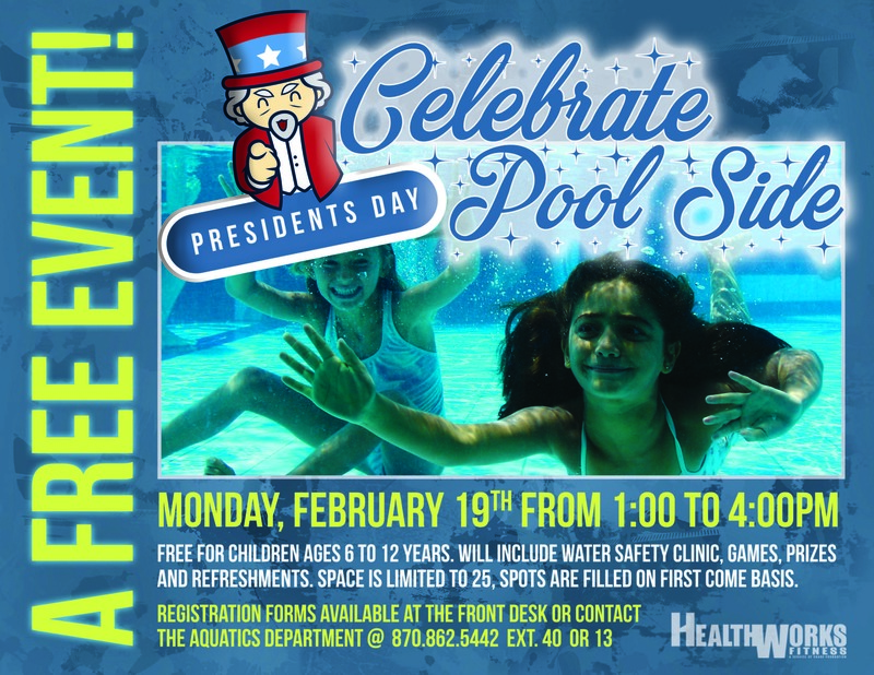 Free Event Poster for Celebrate Pool Side