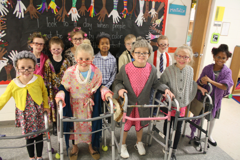 SES Students as 100 Year Olds
