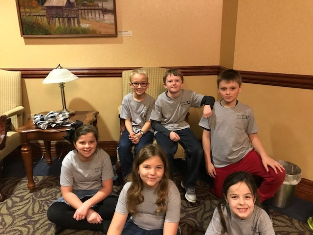 Elementary Quiz Bowl Team
