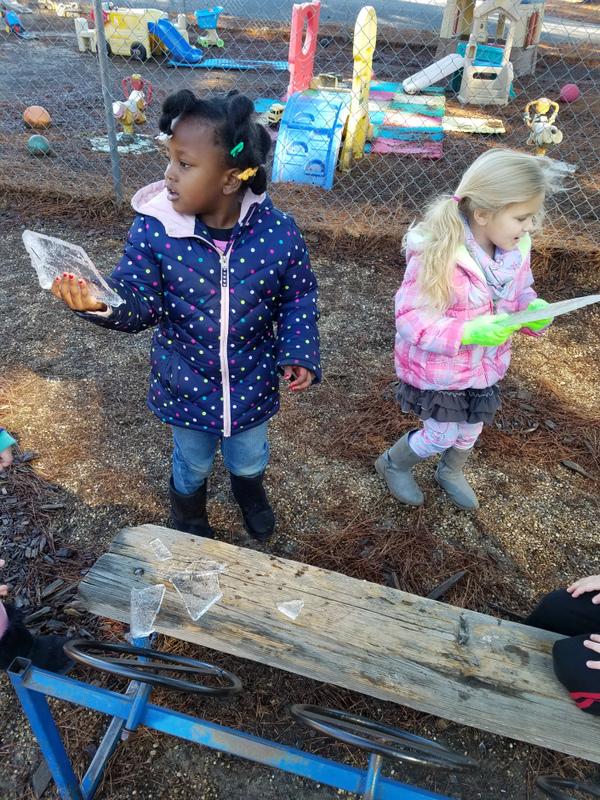 SPS Students Explore Science on the Playground