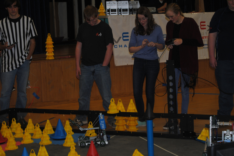 NMS Students Compete