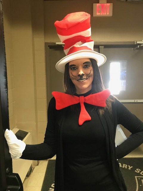 Cat in the Hat Dress-Up