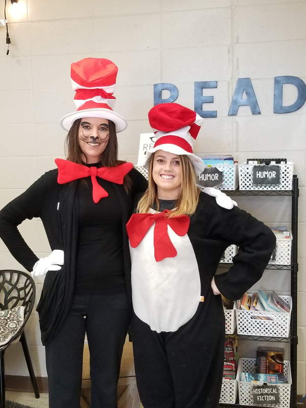 Teachers as Cat in the Hat