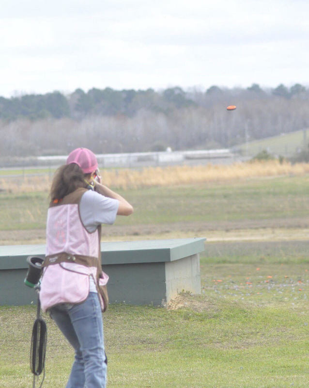 Shooting Sports Team Competes