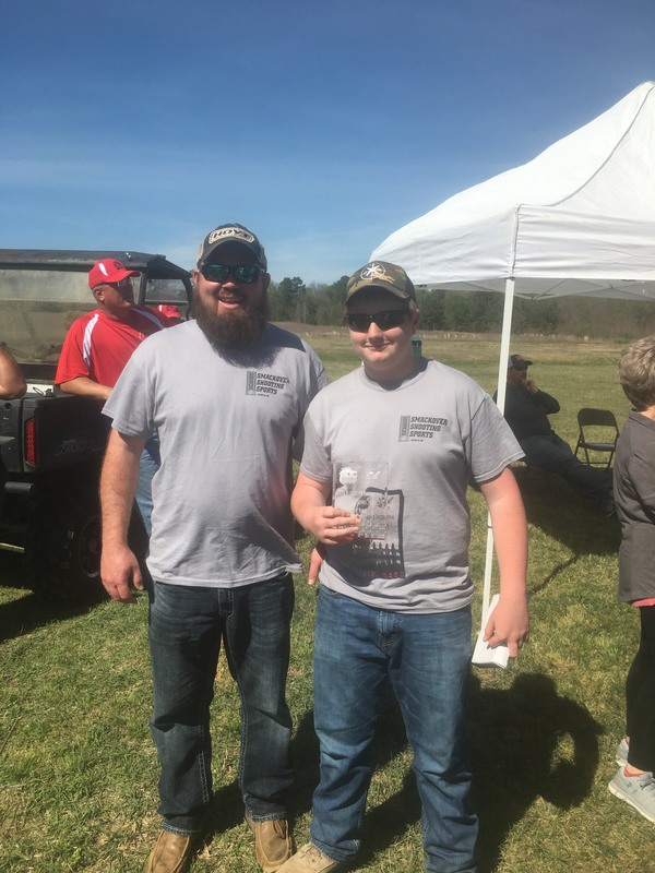 Shooting Team Member Wins Tournament