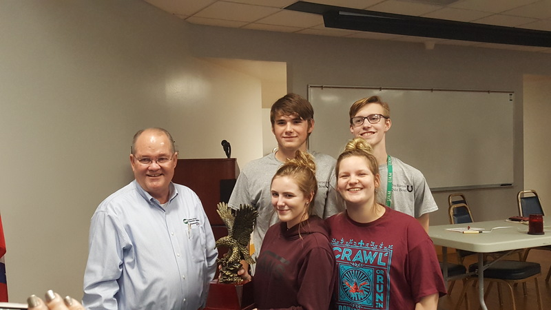 Quiz Bowl Team Winners