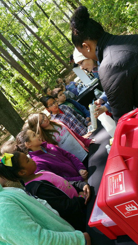SES Students Celebrate Earth Day with Lanxess