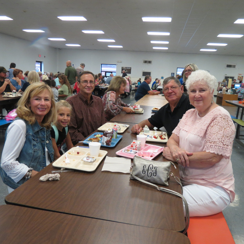 SES Grandparent's Day Breakfast