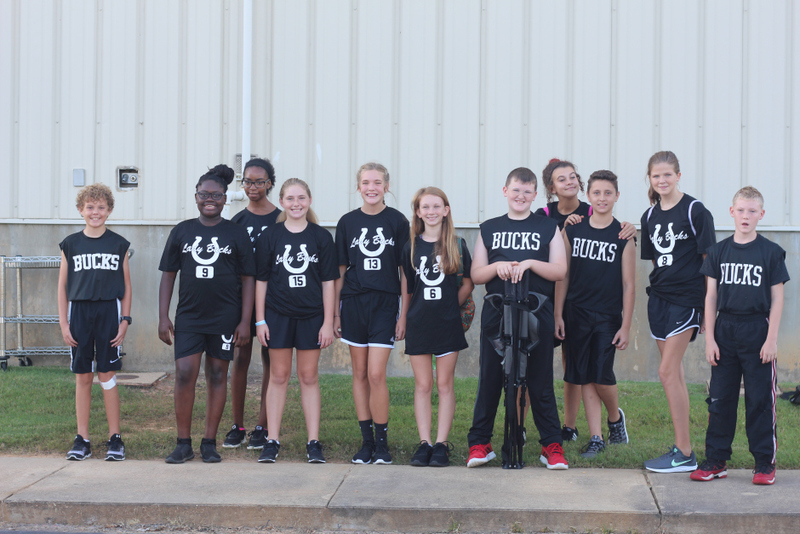NMS Cross Country Meet