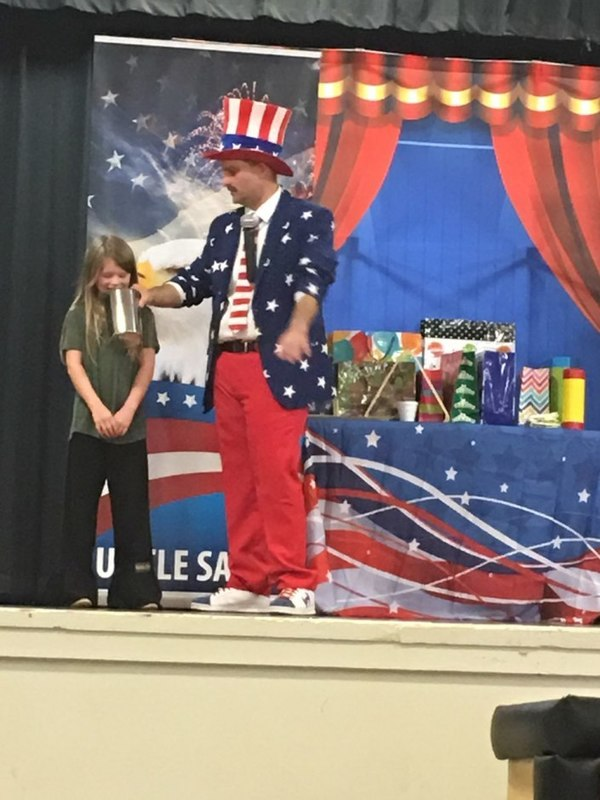 Uncle Sam Assembly