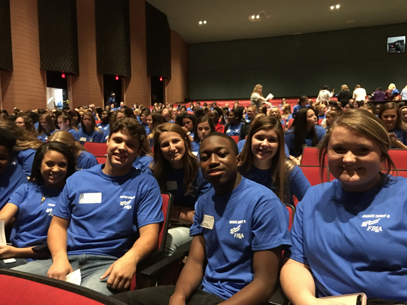 SHS FBLA Fall Conference