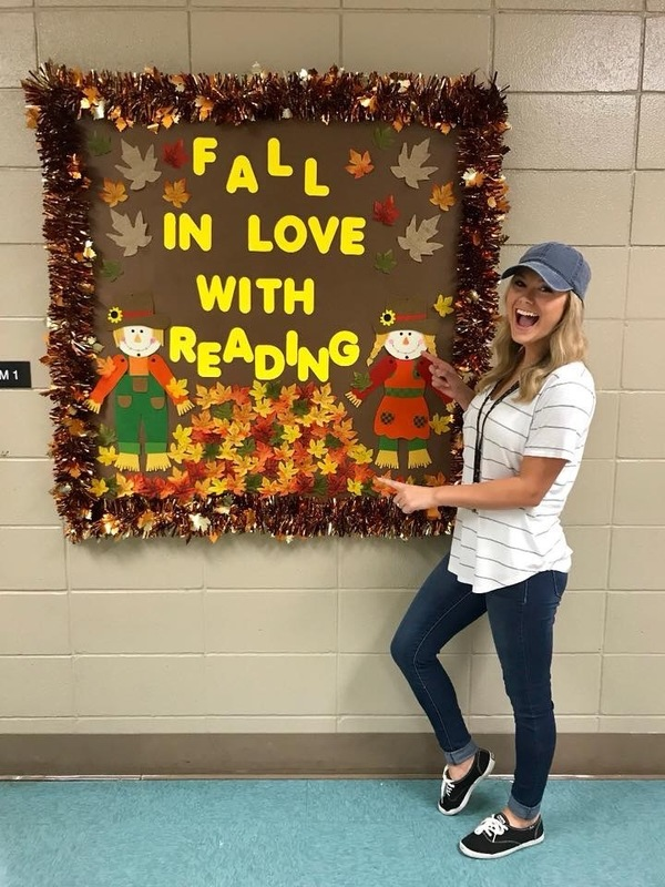 NMS Encourages Students to Read