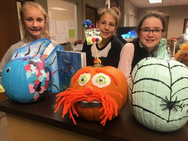 NMS Pumpkins and Books