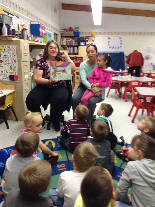 Parents Read to SPS Students