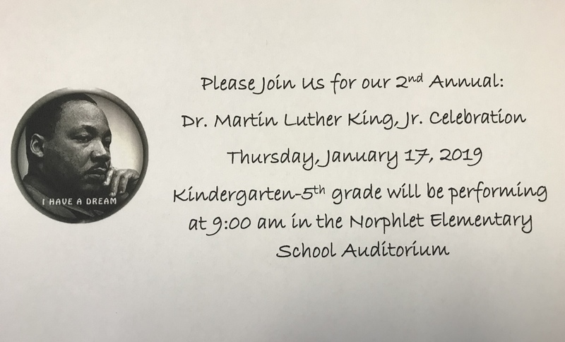 MLK Assembly Flyer