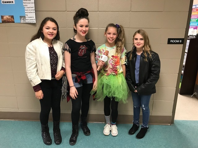 NMS Students Participate in Great Kindness Challenge