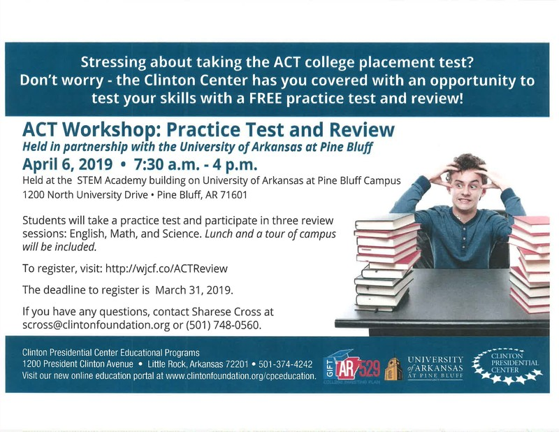 Free ACT Review