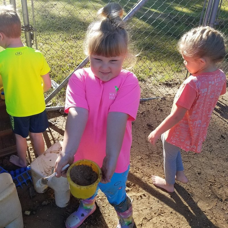 SPS Student's Celebrate Children's Week