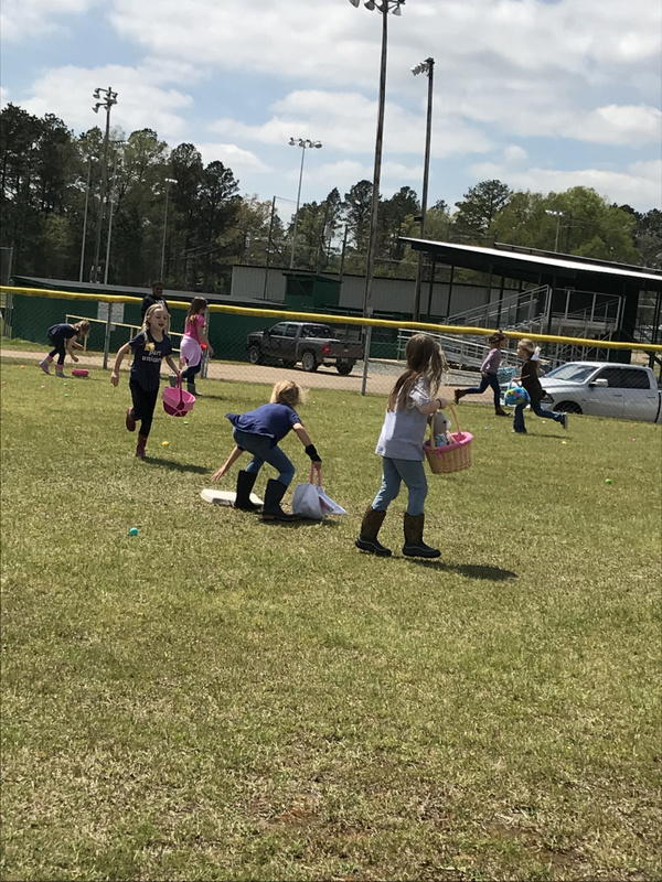 SES Easter Egg Hunt