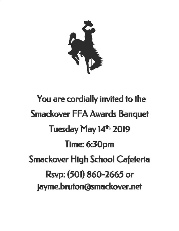 FFA Awards Banquet