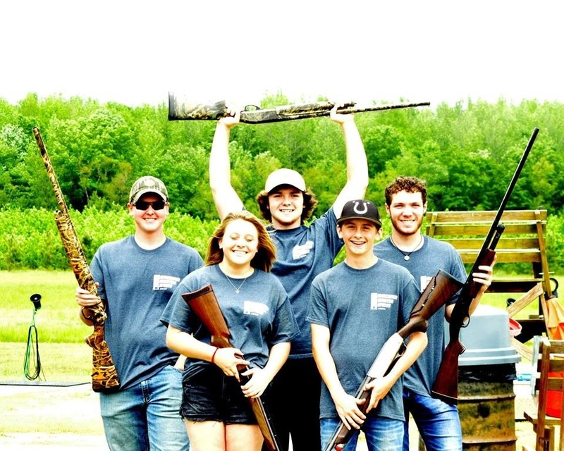 SHS Shooting Sports Team