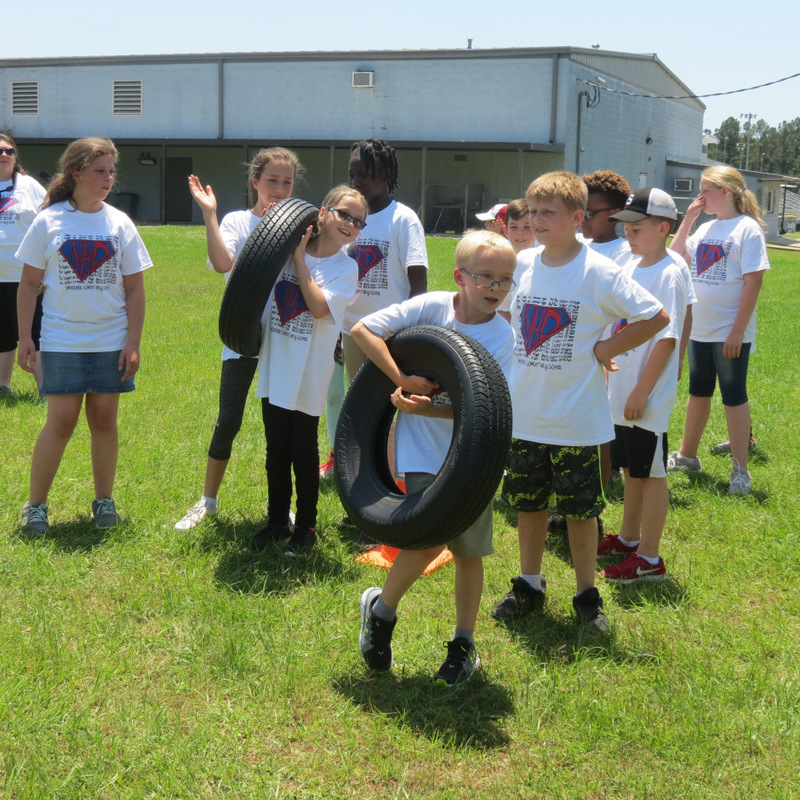 SES Students Celebrate Natural High Day