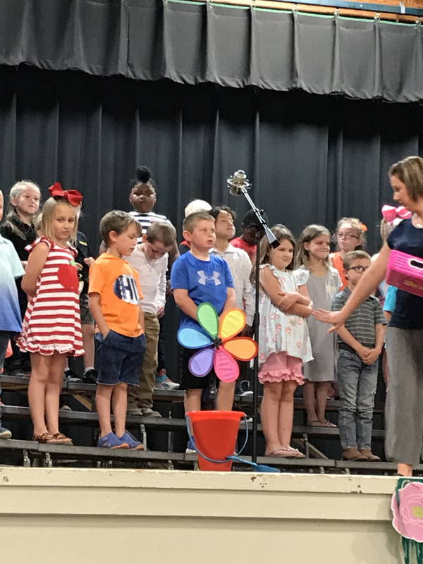 SES Kindergarten Celebration