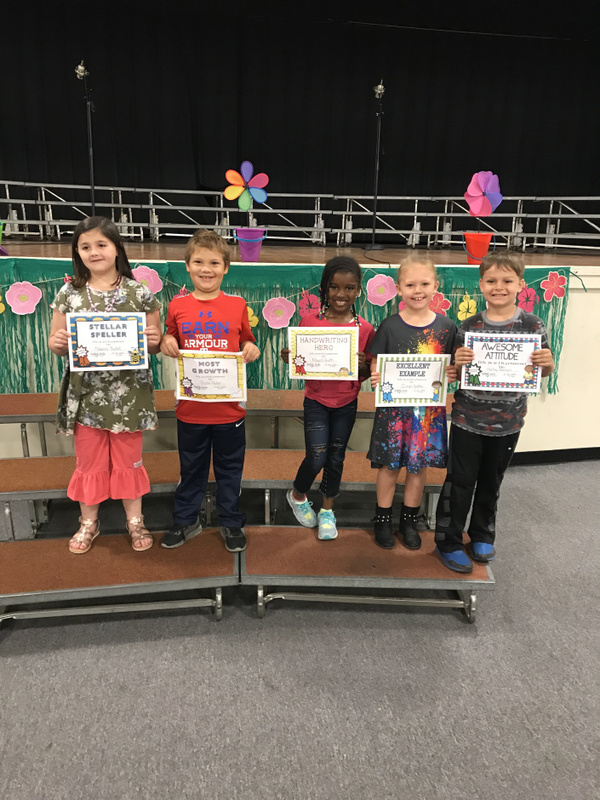 SES Students Win Awards