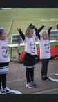 FUTURE BUCKAROO CHEERLEADERS